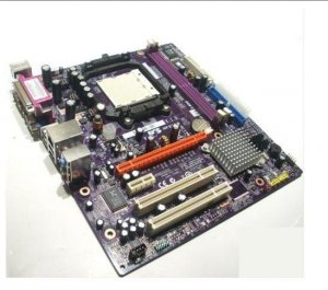 Gateway eMachines ECS MCP61SM-GM V:1.0 Motherboard 4006233R